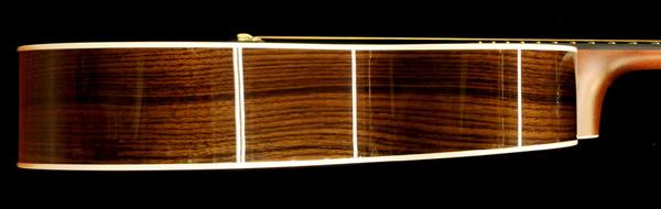 アコースティックギターボディーサイド