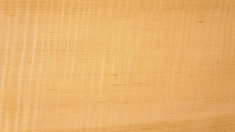 ギター・ベースの指板やボディーによく使われるメイプル