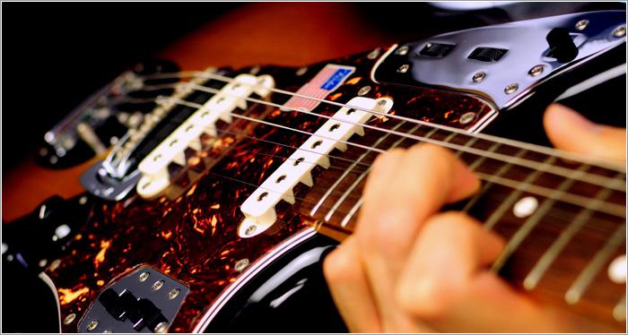 ギター、ベースの弦高の測り方
