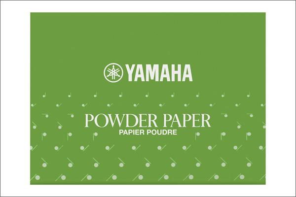 YAMAHA_パウダーペーパー_PP-3