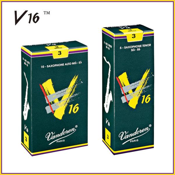リード-Vandoren_V16シリーズ(サックス用)