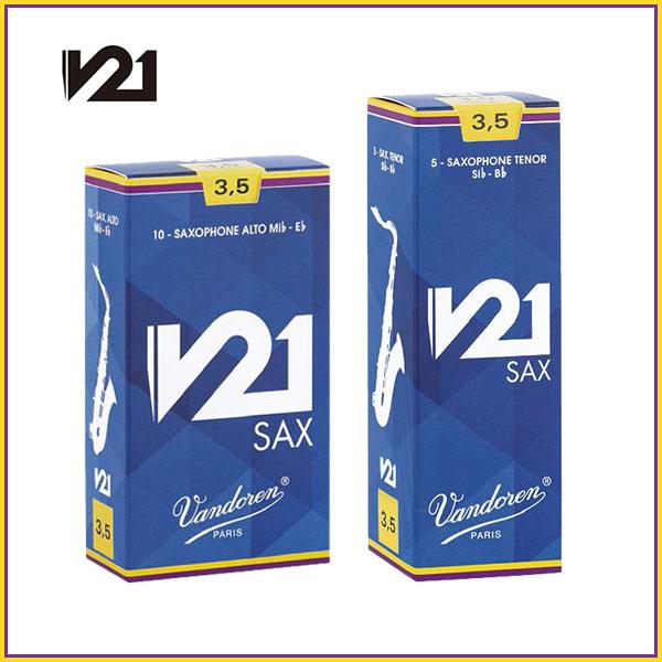 リード-Vandoren_V21シリーズ(サックス用)