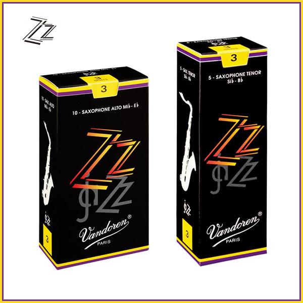 リード-Vandoren_ZZシリーズ(サックス用)