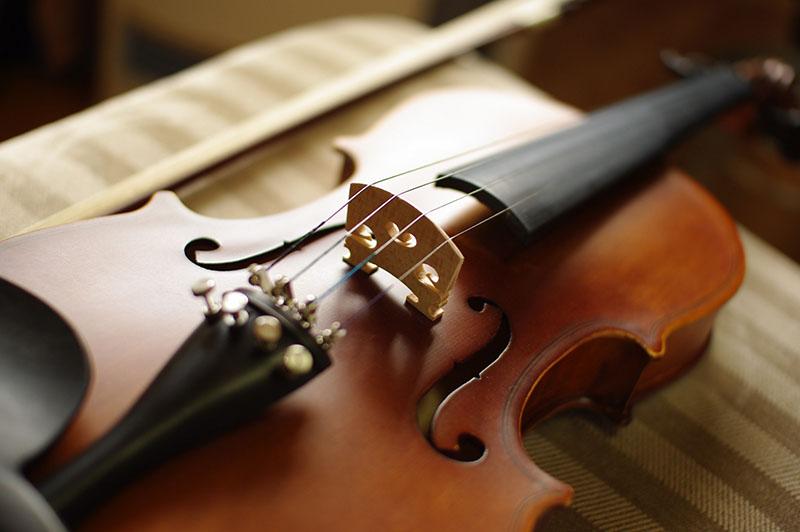 バイオリンイメージ