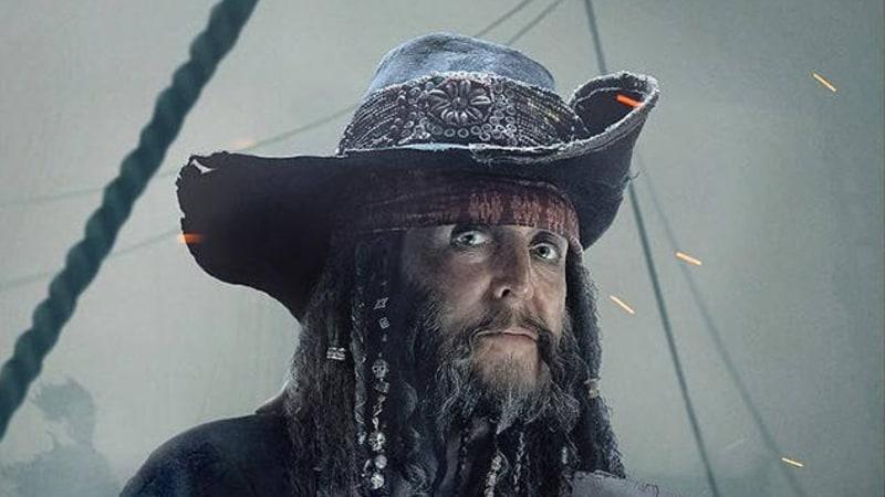 ジャックスパロウの伯父、アンクルジャック役としてパイレーツオブカリビアンにカメオ出演したビートルズのポールマッカートニー