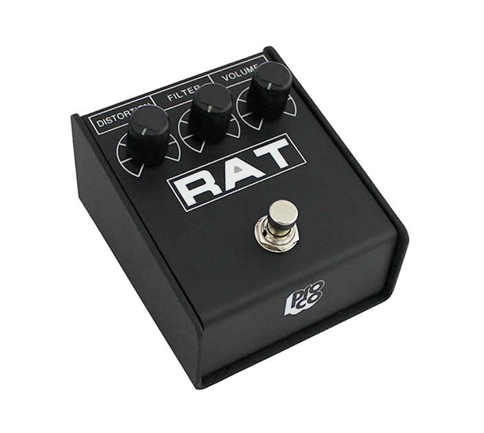 丸の内サディスティックの歌詞に登場する「ラット」の後継機 Proco RAT2